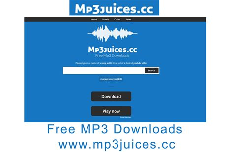 Mp3 Juices Free Mp3 Downloads Www Mp3juices Cc