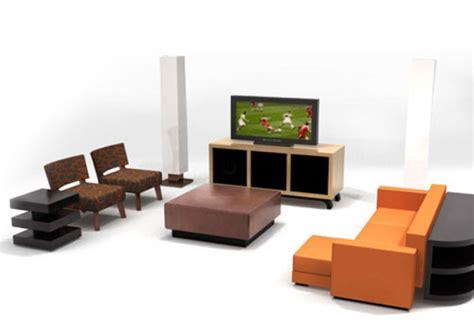 modern furniture and accessories diy modern dollhouse furniture accessories