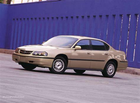 chevrolet impala specs photos 1999 2000 2001 2002 2003 2004 2005 autoevolution