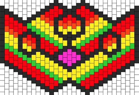bead pets patterns rasta mask bead pattern peyote bead patterns
