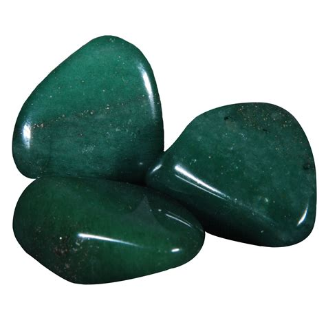 1 Green Aventurine Tumbled Consciously Sourced