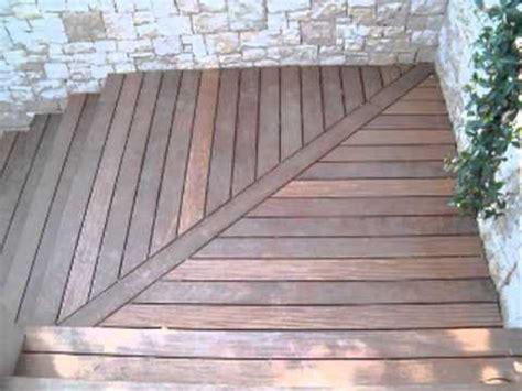 escalier ext 233 rieur en bois exotique en ip 233