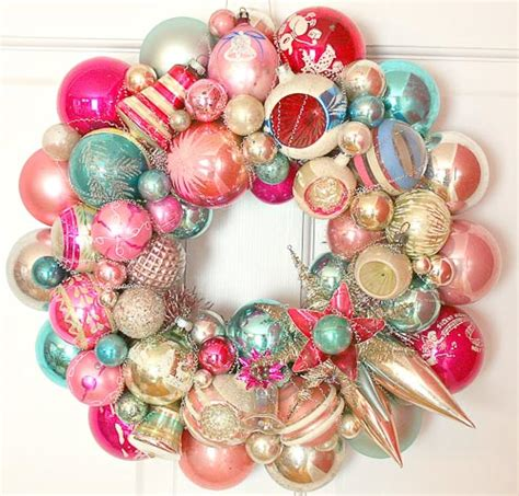 vintage ornaments vintage ornament wreaths the wave of
