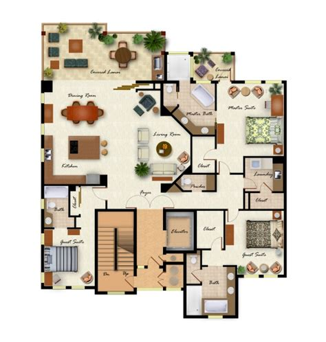 floor layout plans kolea floor plans