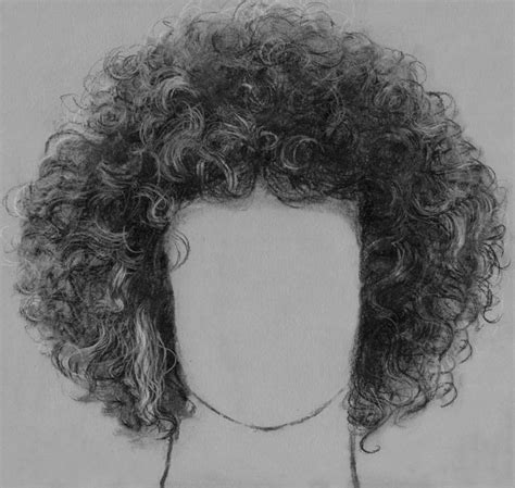 how to draw curly hair 1000 images about drawing tips the hair on