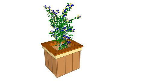 wood planter boxes woodworking plans fd cool wood raised planter box plans