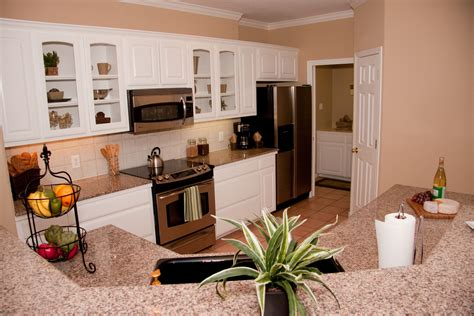 Glass Kitchen Canister Set kitchen staging austin simple staging home staging