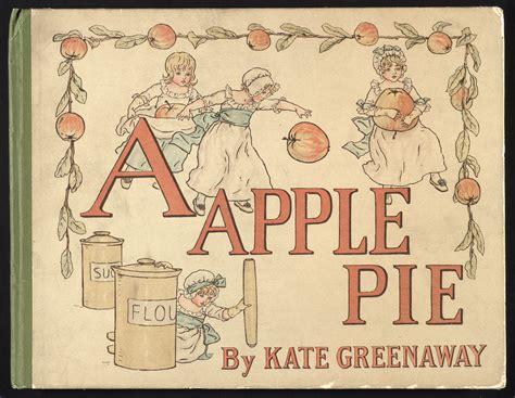 picture pie book a apple pie classic books read gov