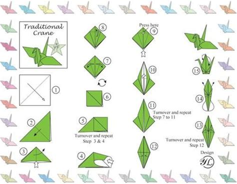 how to make crane origami easy traditional origami crane 1 tales