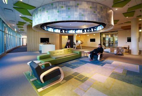 headquarters inside a peek inside microsoft s sydney offices officelovin