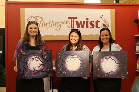 paint with a twist denton out at painting with a twist denton tx