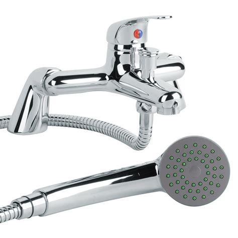 shower mixer bath taps murcia lever bath shower mixer tap
