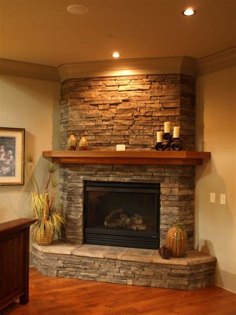 rock fireplaces 1000 ideas about fireplace makeover on