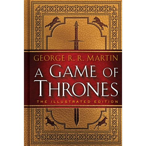 thrones book pictures a of thrones the illustrated edition a song of