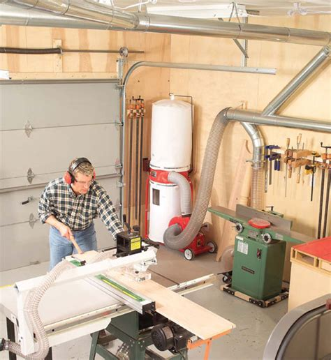 dust collection woodworking central dust collection popular woodworking magazine