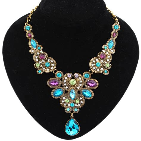 jewelry for new choker fashion necklaces for 2016 luxury color