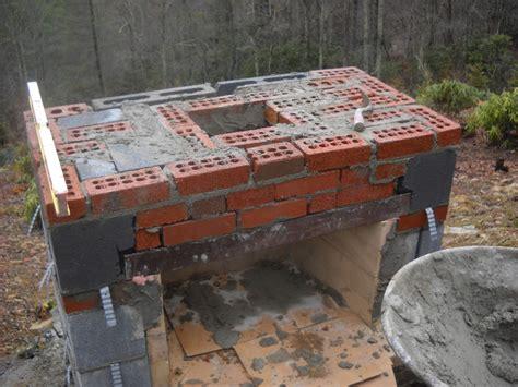 how to build fireplace stonetutorials living masonry