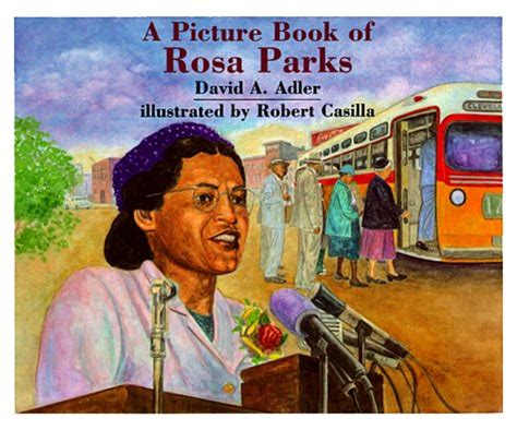 A Picture Book Of Rosa Parks Picture Book Biographies
