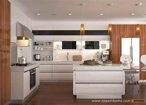 kitchen cabinets ready made white european style modern lacquer ready made kitchen