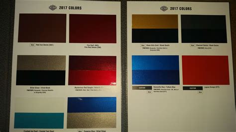paint colors for harley 2008 harley davidson colors autos post