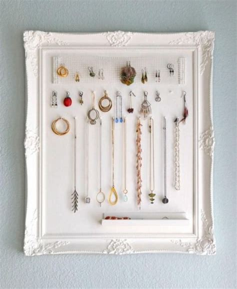 jewelry at home 37 diy home decor ideas for a vintage look