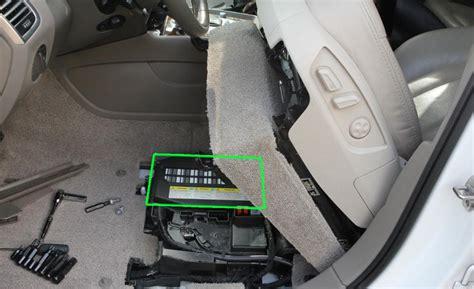 Audi Car Battery by Audi Q7 Car Battery Location Car Batteries