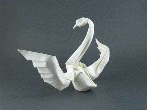 origami swan tanteidan 16th convention book review gilad s origami page