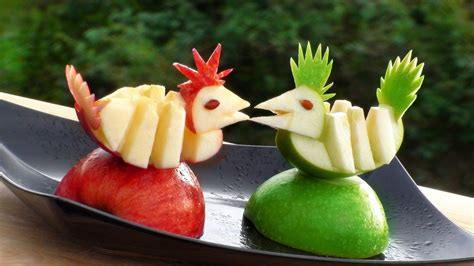 fruit decoration for fruit decoration craft ideas
