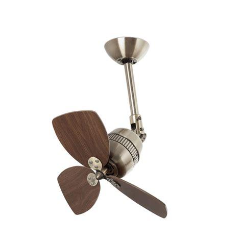 ventiladores techo sin luz comprar ventilador techo de dise 241 o madera para rincones y
