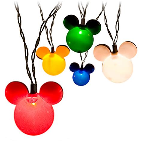 disney string lights mickey lights in stock the dis disney