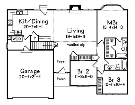 one story home plans small one story house plans one story house plans with