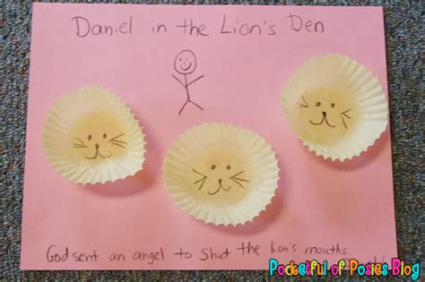 daniel and the lions den crafts for daniel and the lions den crafts and activities for