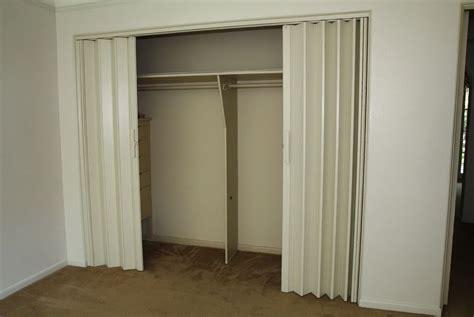 accordion closet doors accordion closet doors how to install bifold closet doors