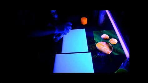 glow in the paint how to use glow in the spray painting