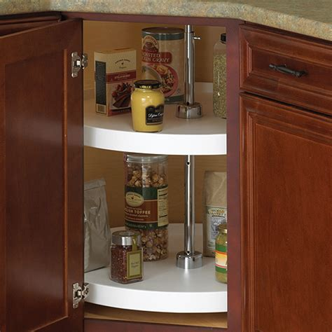 lazy susans for kitchen cabinets 18 inch cabinet lazy susan white in cabinet