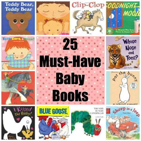 25 Must Books For Babies