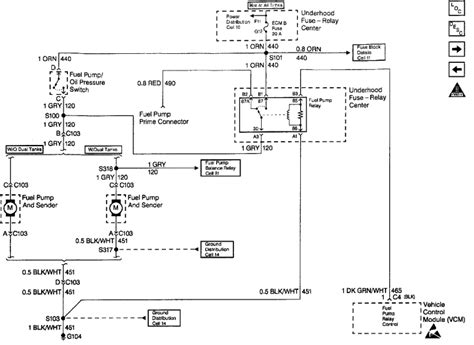 online service manuals 1999 chevrolet tahoe navigation system 2009 chevy express fuel system control module wiring schematic 2008 chevy tahoe fuel pump