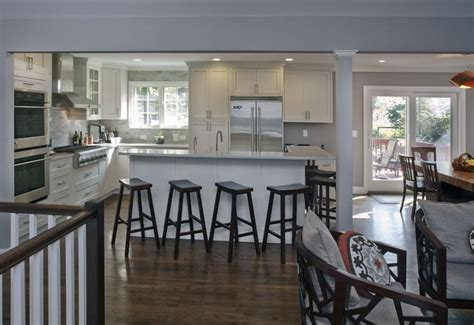 raised ranch kitchen ideas a raised ranch opened up white kitchens ranch kitchen best kitchen designs and