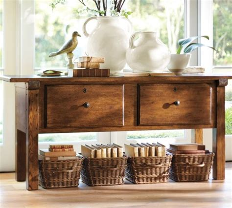 decorating a sofa table 25 ways to decorate a console table diy