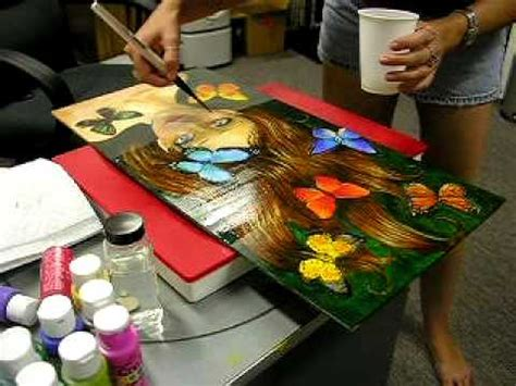 acrylic painting varnish how to varnish an acrylic painting
