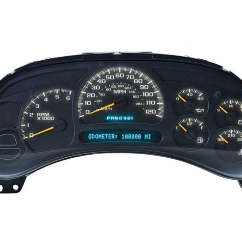 electronic throttle control 2006 chevrolet avalanche instrument cluster service manual 2003 chevrolet cavalier cluster ligth repair 99 06 silverado sierra tahoe