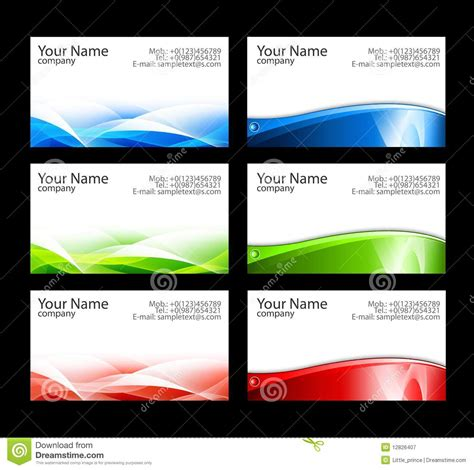 card templates free free business card template doliquid