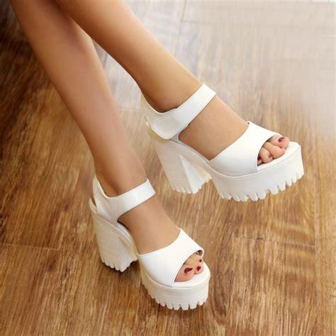 cheap chunky cheap chunky heel sandals qu heel