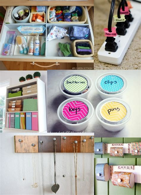 organising ideas 35 diy home organizing ideas the gracious