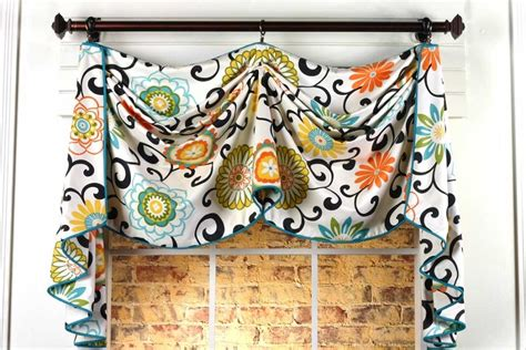 kitchen curtain sewing patterns patterns for valances window treatments images