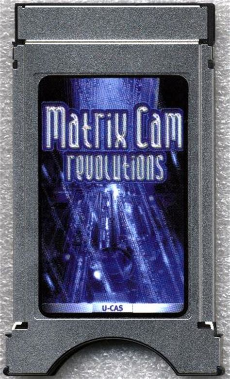 matrix revolutions ci cam - Matrix Cam