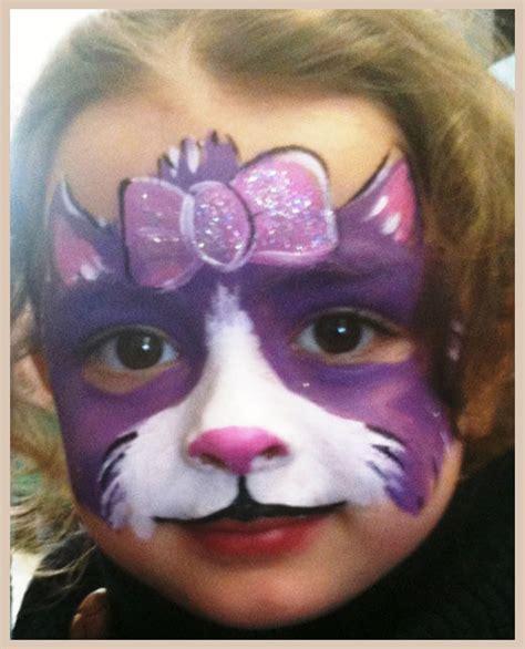 simple painting cat designs maquillage enfant bordeaux gironde et aquitaine