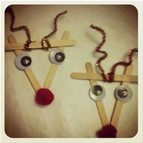 easy reindeer crafts for easy reindeer craft craftiness