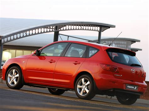 2005 Mazda 3 Hatchback Specs by Mazda 3 Axela Hatchback Specs Photos 2004 2005