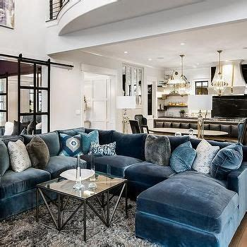 blue couches living rooms best 25 blue sofas ideas on sofa for room